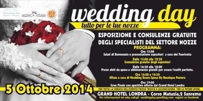 """Fiera """" Wedding Day 2014""""  - Un evento da non perdere!"""