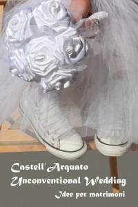 CASTELL'ARQUATO - UNCONVENTIONAL WEDDING
