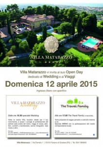 VILLA MATARAZZO OPEN DAY WEDDING