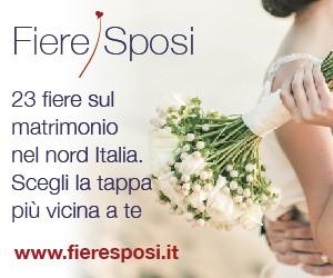 23 fiere itineranti nel nord Italia con le migliori aziende del settore wedding