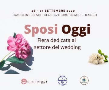 Fiera: Sposi Oggi a Venezia dal 26 al 27 Settembre 2020