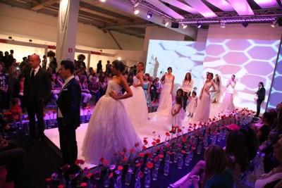 WEDDING AND LIVING: OLTRE 100 AZIENDE, CENTINAIA DI PROPOSTE ORIGINALI, 15 ORE DI SHOW