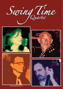 Swing Time Quartet - Idee musicali per matrimonio