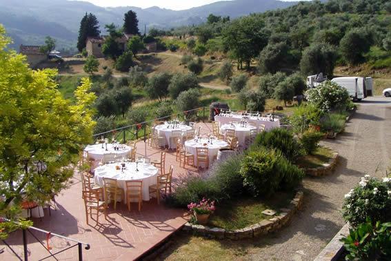 Matrimonio Nella Toscana : Agriturismo per un matrimonio all insegna della natura